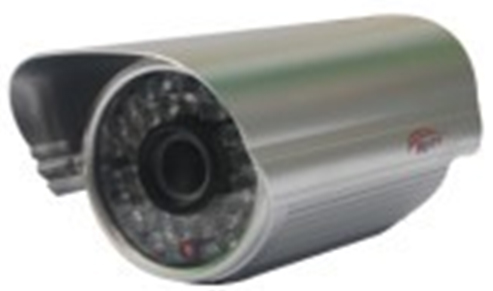 36LED Color CCTV CCD Surveillance Video/Audio Camera