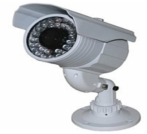 CCTV High Resolution Day And Night PTZ Camera 540TVL IR Camera